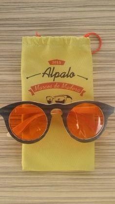 86e7f6bfc6 35 mejores imágenes de Alpalo Anteojos de madera | Eye Glasses, Wood ...