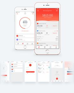 FQGJ concept design on Behance Mobile Ui Design, App Ui Design, Dashboard Design, Flat Design, Interface Design, Mobile App Ui, Mobile Wireframe, 10 Mobile, App Design Inspiration