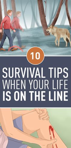 We always tend to think that getting into a critical situation is very unlikely, but if you got into one, you need to be prepared for anything. In fact, in these situations, your chance of survival is less than 10%, so basically knowing what to do can actually draw the line between life and death. Take a look at these precious tips to prepare yourself for some of the toughest situation you might face.