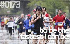 Get stronger, get lighter, get faster