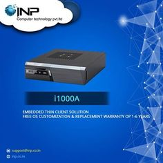 INP computer technology is a leading manufacturer of Best Thin Client PC Desktop Computer Laptop Manufacturers and desktop virtualization solutions in India Desktop Computers, Laptop Computers, Computer Technology, Cloud Based, 6 Years, Mumbai, Bombay Cat