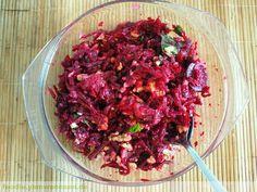 Geschmack im Wandel: Rote Beete Salat mit Walnüssen