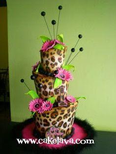 cakelava: Birthday Cake Gone Wild