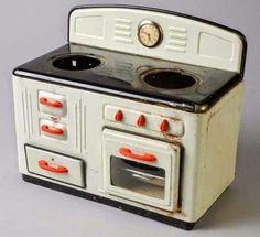 Kinder fornuisje kon je echt op koken met Esbit blokjes !