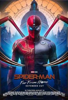 Peter Parker and his friends go on a summer trip to Europe. However, they will hardly be able to rest - Peter will have to agree to help Nick Fury. Buy Movies, Home Movies, Movies To Watch, Nick Fury, Jake Gyllenhaal, Batwoman, Ver Spiderman, Spiderman Poster, Amazing Spiderman