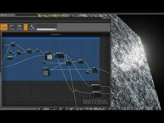 Unreal Engine 4 Snow tutorial - YouTube