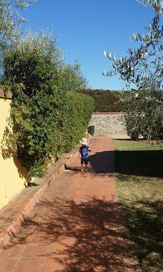 Tillbaka hemma efter 2 veckors intensivkurs i Utlandssemester Med Småbarn