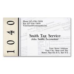 Modern accountant business card accountant business cards tax preparer accountant business card colourmoves