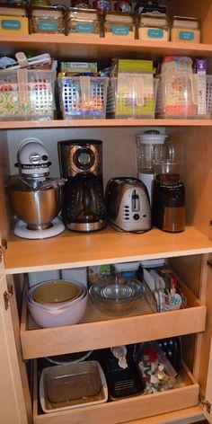 Neat Little Nest: #Kitchen #Pantry #Organize #Labels