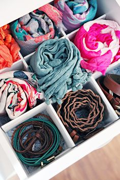 A Little Love for Coral and Closet Clutter Busting - IHeart Organizing