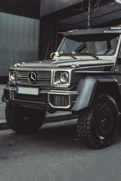 artoftheautomobile:  Mercedes-Benz G63 AMG...