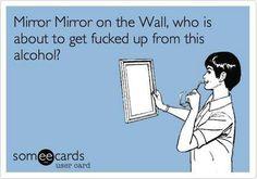 Alcohol ecard