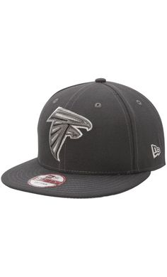 1958024b13a NFL Men s Atlanta Falcons New Era Graphite Series Gunner 9FIFTY Snapback  Adjustable Hat - NFL Nfl