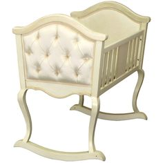 Wow my next kid is getting a crib that looks like this! Lol    Lucianna Cradle @PoshTots #PoshTotsPresidents