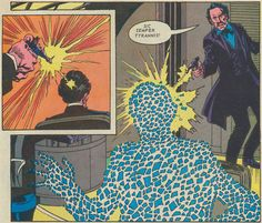 A panel from Lynet Nr. 3, 1972, published in Copenhagen. A Danish adaptation of the The Flash.