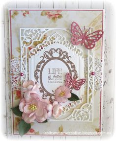 Two Cards ~ English Garden Collection~