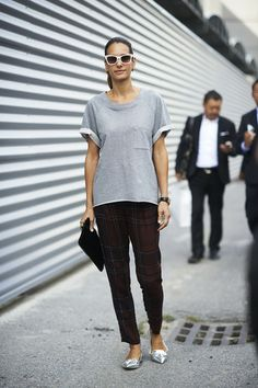 Street Style - Street Chic Daily Style Blog - ELLE