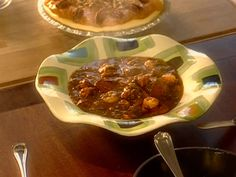 Gumbo recipe from Paula Deen via Food Network