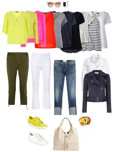 Mix and Match Capsule - YLF.