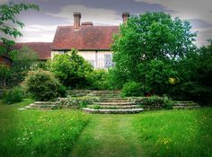 Pomysły do ogrodu z Great Dixter Sielski Dom i Ogrod