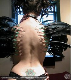 And I thought that tramp stamps were stupid...