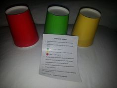 Whole-class formative assessment cups- students place a slip of paper, marble, etc. inside whichever cup they feel. Red means I need help, yellow means I'm okay, and green means I get it. Formative Assessment Strategies, Self Assessment, Classroom Walls, Classroom Posters, Classroom Ideas, Teacher Inspiration, Classroom Inspiration, Glad Strategies, Rug Rules