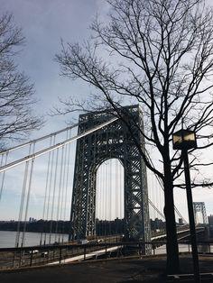 Fort Lee, Washington Heights, Ny Ny, Hudson River, George Washington Bridge, City Life, Brooklyn Bridge, New Jersey, New York City