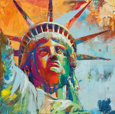 Statue of Liberty by Voka