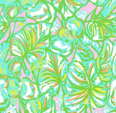 Lilly Pulitzer Elephant Ears Print One of my Favorite Prints! Lilly Pulitzer Patterns, Lilly Pulitzer Prints, Lily Pulitzer, Anchor Wallpaper, Elephant Wallpaper, Pattern Art, Print Patterns, Surface Pattern, Surface Design