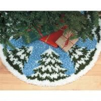 Craftways® Evening Pines Latch Hook Kit
