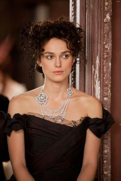 The flawless Look of Keira Knightley as Anna Karenina - have to try it out!
