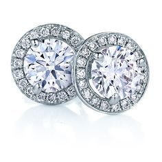 Matching earrings to my dream ring....