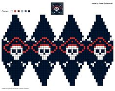 #julekuler_designer knitting chart made by Pawel Dolatowski