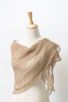 Ravelry: Interlude shawl with Eden Cottage Yarns Titus 4ply - knitting pattern by Janina Kallio.