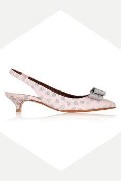 50 mid-height heels Bruno Magli