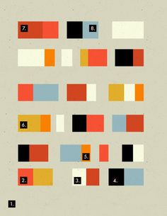 Coloradore - a design project | Colour, Pattern & Texture