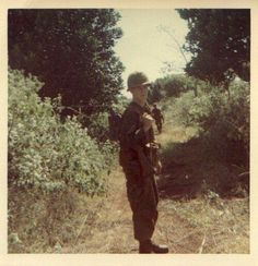 Wayne Woodruff killed Vietnam. I was with him. R.I.P. my vietnam brother. I was wounded the same day.