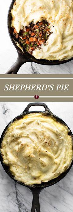 Shepherd's Pie #gottobeNCbeef   girlgonegourmet.com #sponsored via @april7116