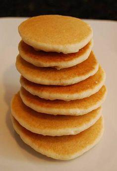 Gluten Free Pancake Recipe - Dairy Free, Egg Free, Nut Free, Vegan