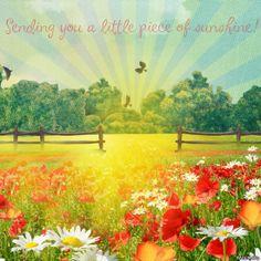 Sunshine Maker - Get Well Puzzle