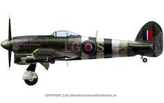 HAWKER TYPHOON Mk 1b