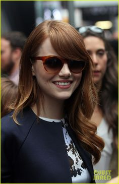 Emma Stone Named Her Dog After Woody Allen's Alvy Singer, But He Doesn't Know It! | emma stone named dog alvy singer woody allen 01 - Photo