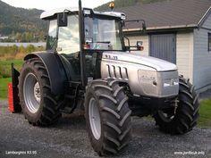 Lamborghini Tractor. Who Knew?