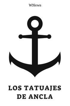 87 Mejores Imágenes De Tatuaje Ancla Anchor Tattoos Awesome