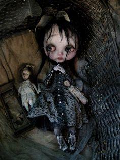 doll dark edge