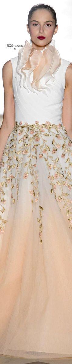 Tony Ward Fall 2017 Couture