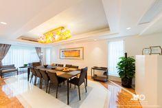 dining room design by Milan Sipek