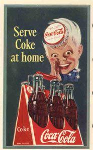 Sprite Boy (Coke Advertising):  http://www.retroplanet.com/blog/retro-archives/vintage-vending-archives/coca-cola-sprite-boy-coke-advertising/