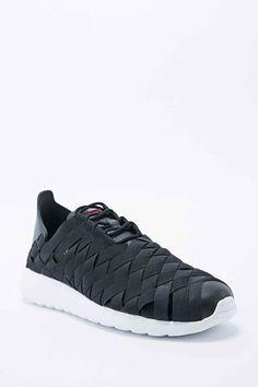 """Nike """"Roshe Run"""" Sneaker in Schwarz"""