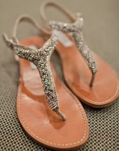 Bridal Sandals - my style